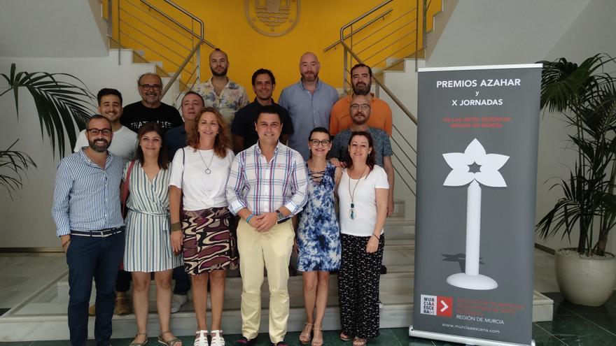MurciaaEscena inicia la segunda y última ronda de votaciones para los Premios Azahar 2018