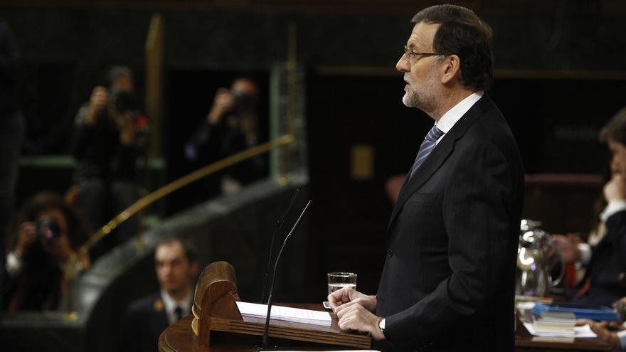 """Rajoy reclama no generalizar la corrupción porque solo quedará espacio para los """"salvapatrias de las escobas"""""""