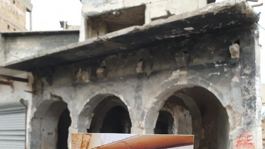 La librería Asali era uno de los sellos característicos de la calle Najafi. Los hermanos Hashim y Mekdad al Asali abrieron el negocio en 1959.