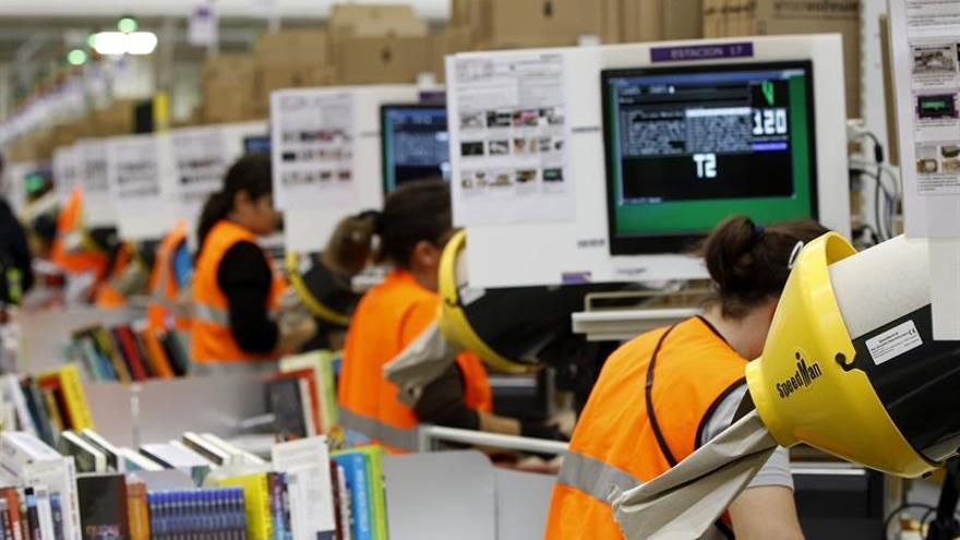 Amazón implanta en Barcelona su tecnología más avanzada y creará 800 empleos