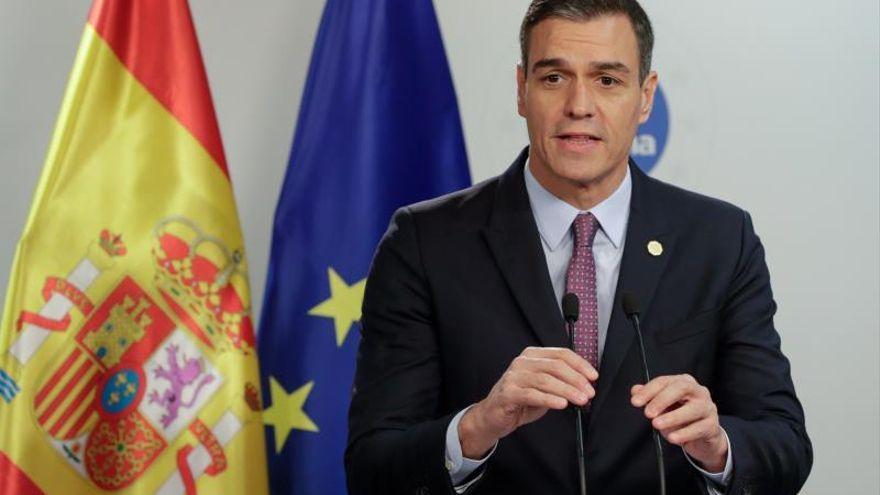 Imagen de archivo de Pedro Sánchez, presidente del Gobierno en funciones.