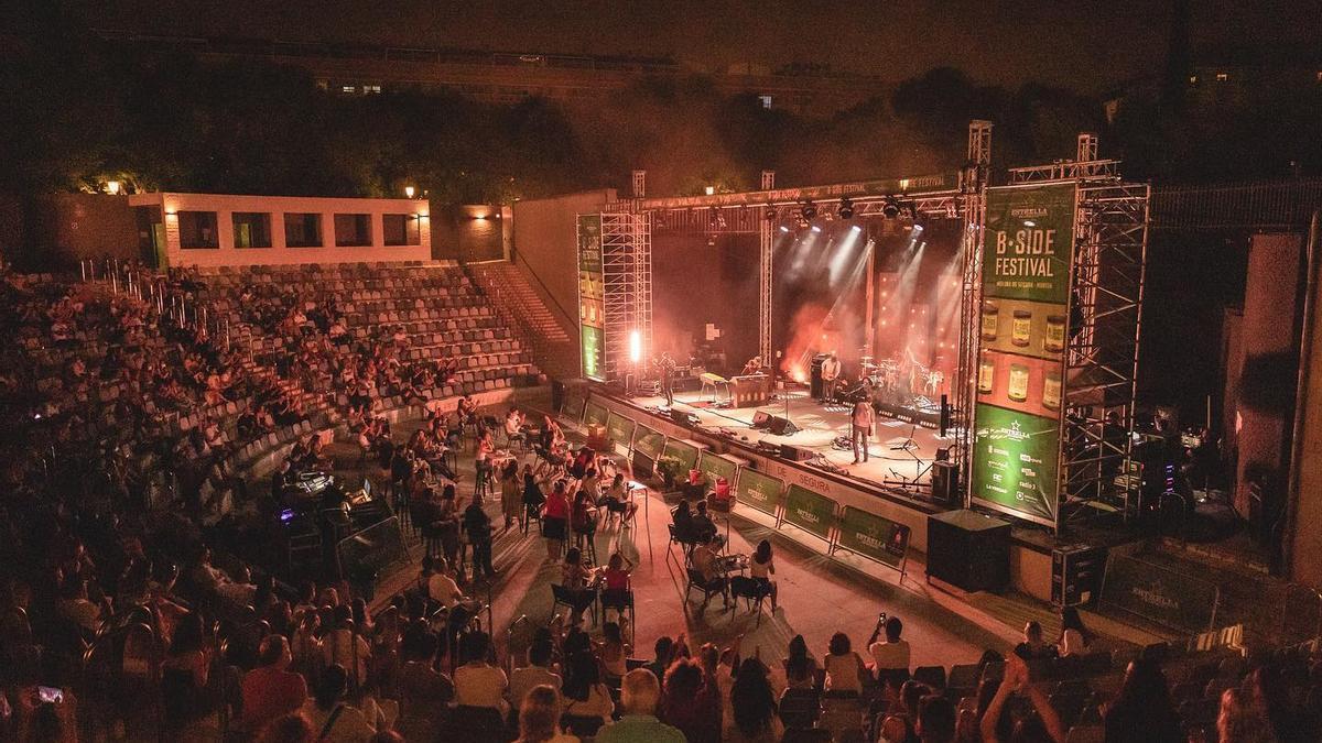El B-Side Festival cierra su decimosexta  edición con 3.000 espectadores, en un año marcado por los protocolos COVID y la reducción de aforos