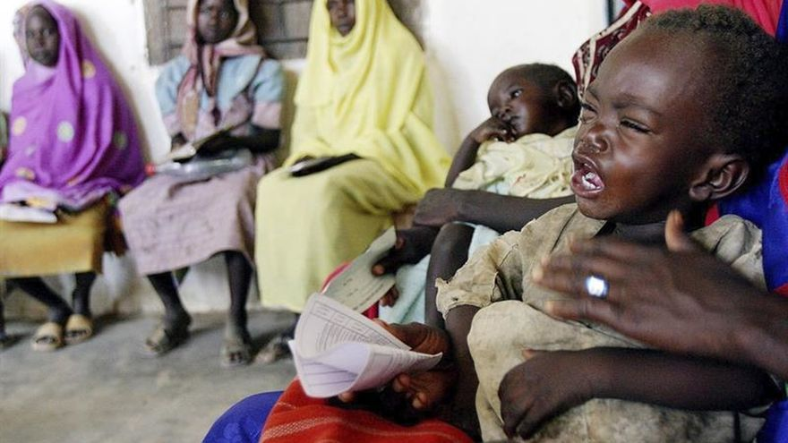 3 países africanos probarán la primera vacuna contra la malaria