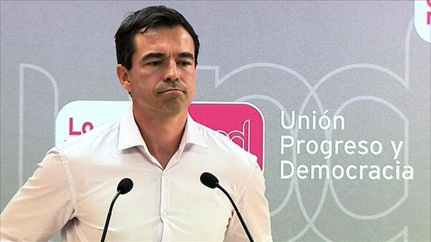 """UPyD pide al resto de partidos que deslegitimen el """"blanqueamiento"""" de ETA"""