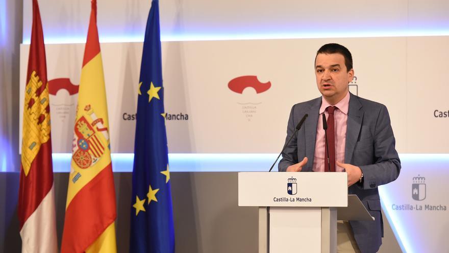 Francisco Martínez Arroyo, consejero de Medio Ambiente CLM