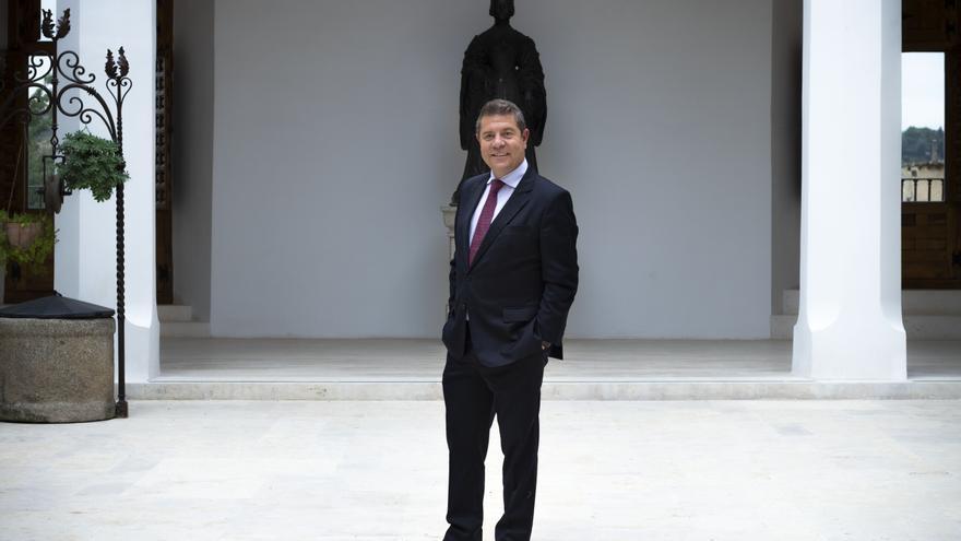 """Emiliano García-Page: """"Madrid es una cuestión de Estado y no nos engañemos, nos afecta a todos"""""""
