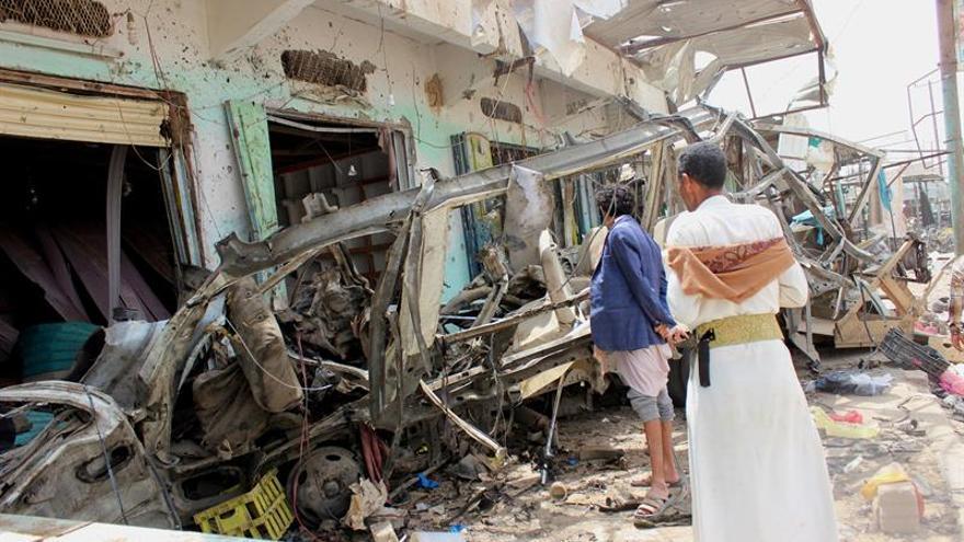 La bomba usada por saudíes en Yemen fue suministrada por EE.UU., según CNN