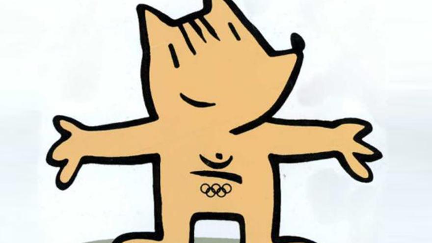 Cobi, mascota de los JJOO de Barcelona 92