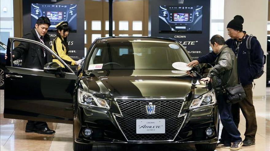 Toyota ganó 7.420 millones de euros, un 239 por ciento más, en 2012