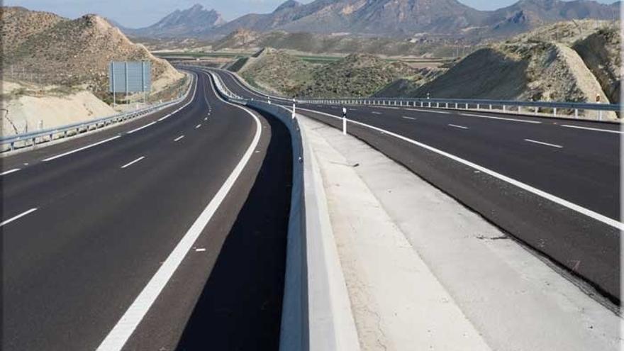 Las previsiones de tráfico de estas autopistas nunca se han cumplido.