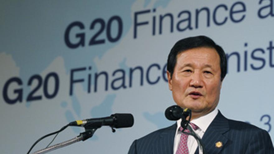 Reunión ministros economía G 20