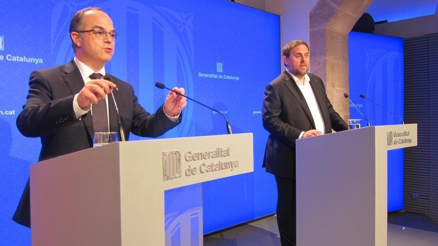 """El Govern no facilitará la lista de funcionarios y recurrirá ante TS y TC """"la amenaza"""" de Rajoy con el FLA"""