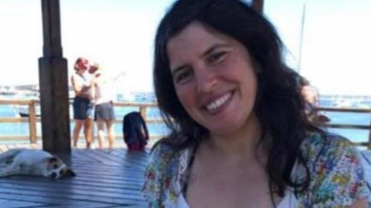 La argentina Andrea Panini es buscada en Uruguay