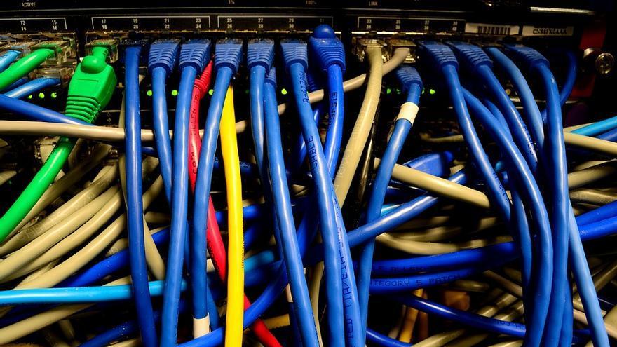El Gobierno vacso pormueva la banda ancha.
