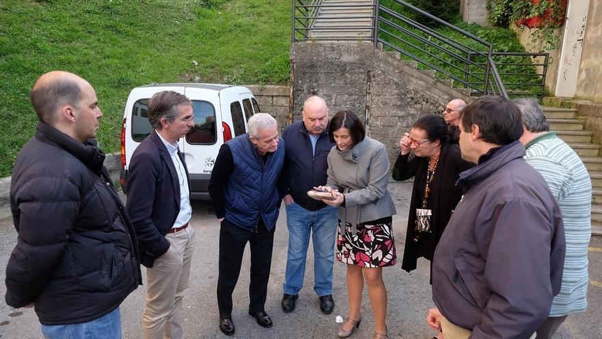 El Ayuntamiento prevé iniciar en 2017 el estudio de viabilidad sobre el antiguo túnel de Tetuán
