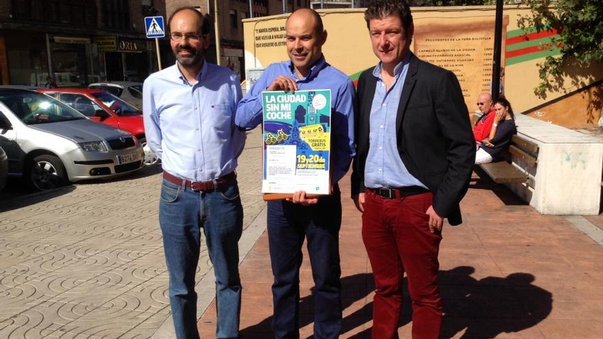 """Torrelavega celebra """"La ciudad sin mi coche"""" durante el fin de semana"""