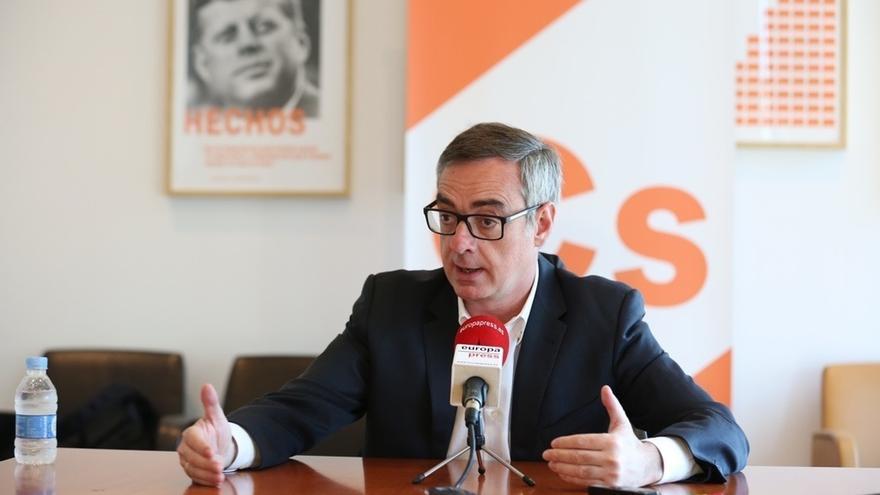 Ciudadanos se felicita por el inicio de la reforma de la LOREG, pero teme que PP y PSOE veten cambios de calado