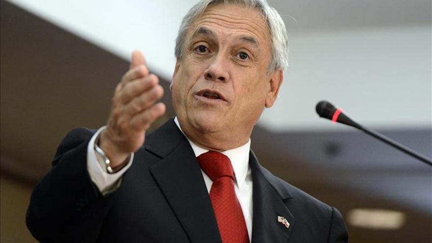 "Chile establece una base polar ""para reafirmar demandas soberanas"", según Piñera"
