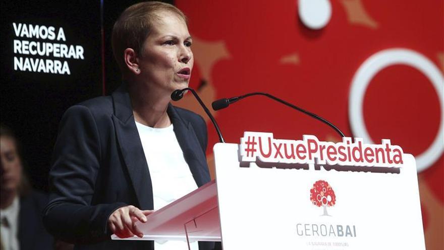 El Parlamento de Navarra vota hoy la candidatura de Uxue Barkos como presidenta