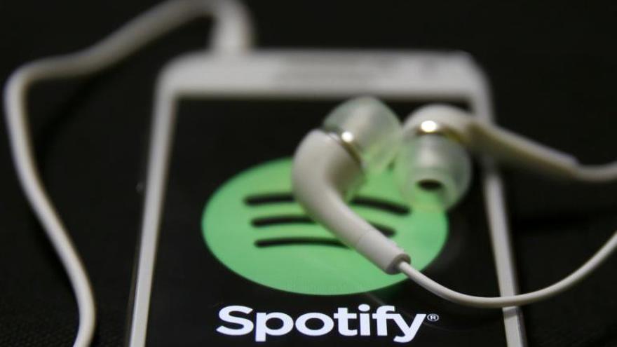Spotify utiliza algoritmos para hacerte recomendaciones en función de la música que más escuchas