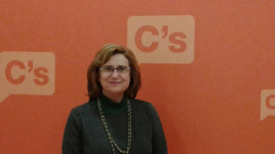 Julia Timón concejal Ciudadanos Badajoz