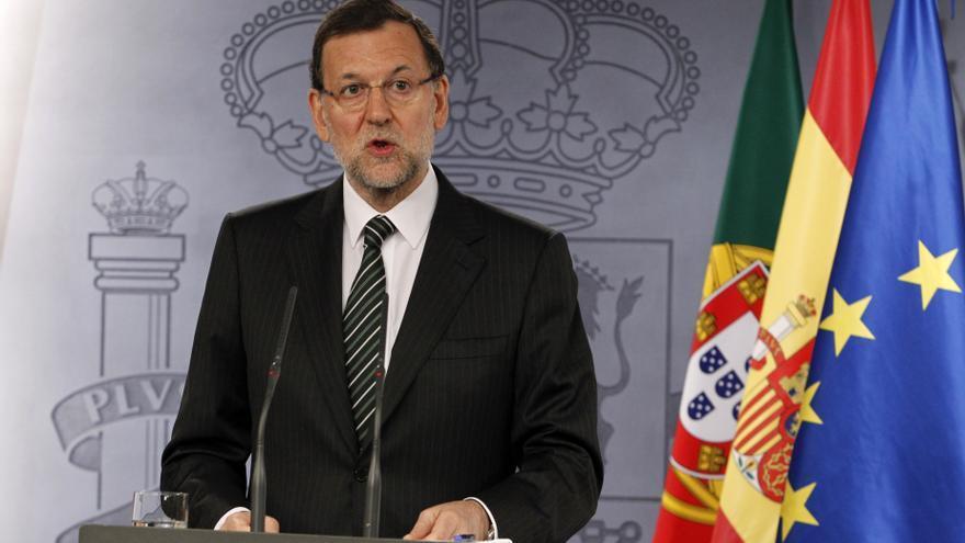 """Rajoy, sobre el déficit: """"Es imposible que a todo el mundo le vaya a gustar la decisión"""""""