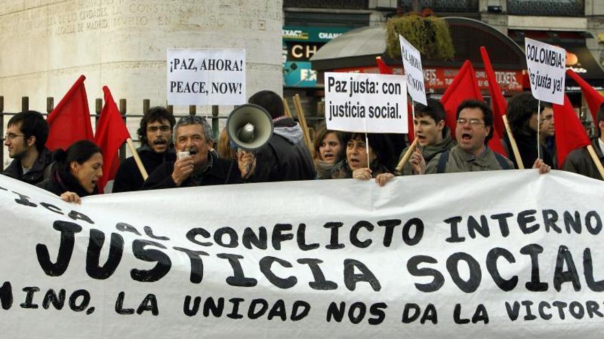 Movimiento colombiano de izquierdas denuncia muerte de 26 militantes en 2013