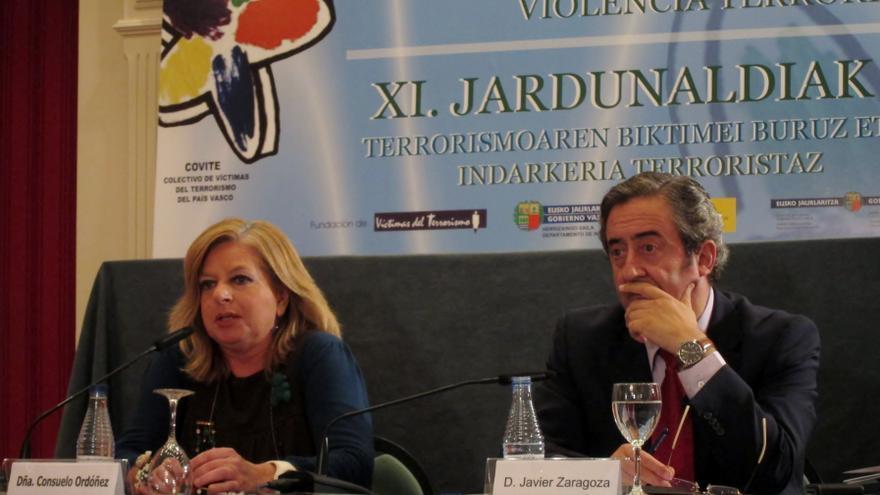 """Ordóñez acusa a izquierda abertzale de """"regar la semilla del odio"""" al abogar por construir la paz """"honrando la sangre"""""""