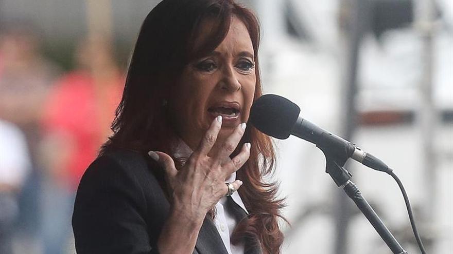 Juez rechaza recusación de Cristina Fernández en causa por denuncia de Nisman