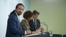 Pablo Iglesias admite que al Gobierno no le conviene la crispación y apuesta por una legislatura de cuatro años