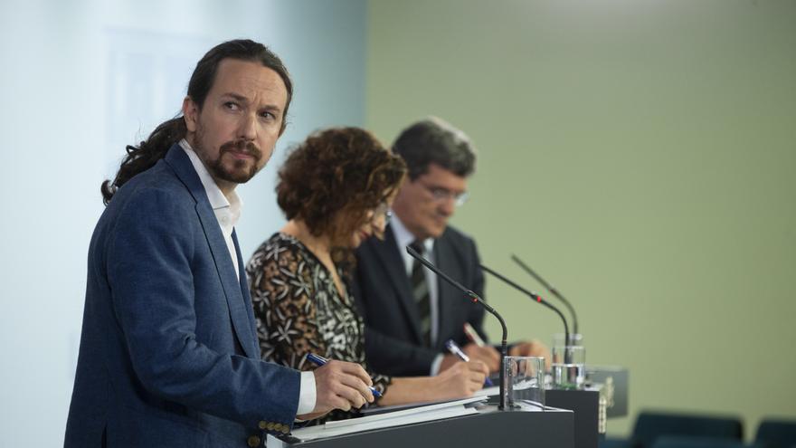 Europa Press- Pool Pablo Iglesias