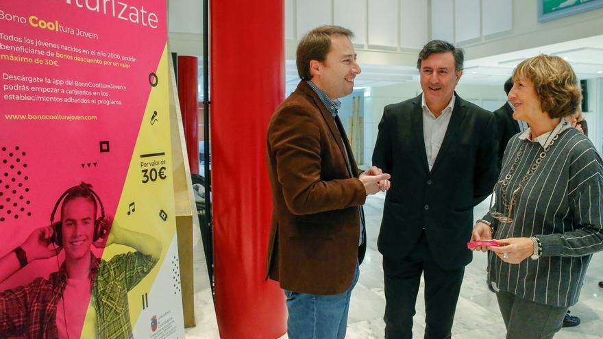 Cultura lanzará 5.000 bonos por valor de 30 euros para los nacidos en el año 2000