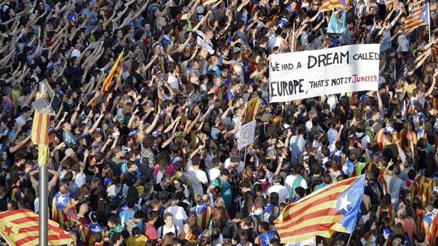 """La Audiencia de Barcelona censura las cargas porque el 1-O no tenía """"efectos jurídicos"""""""