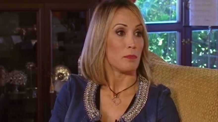 Cristina Sánchez, en una captura del vídeo promocional del programa 'Háblame Bajito'