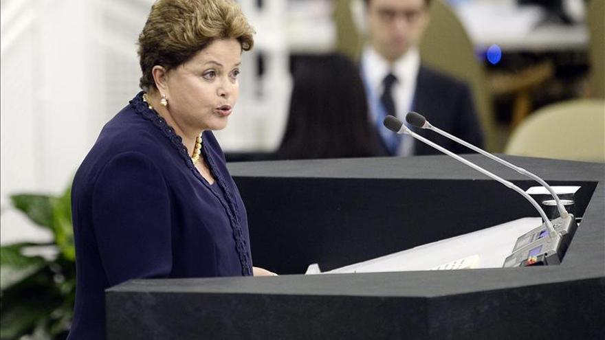 Rousseff pide prioridad en la ONU para la discusión sobre la privacidad en internet