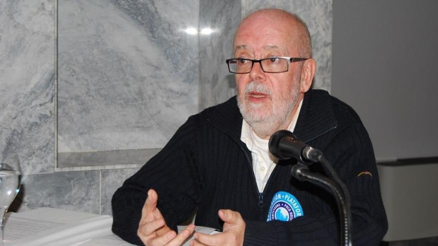Francisco Vizoso, jefe de Preventiva del CHOP