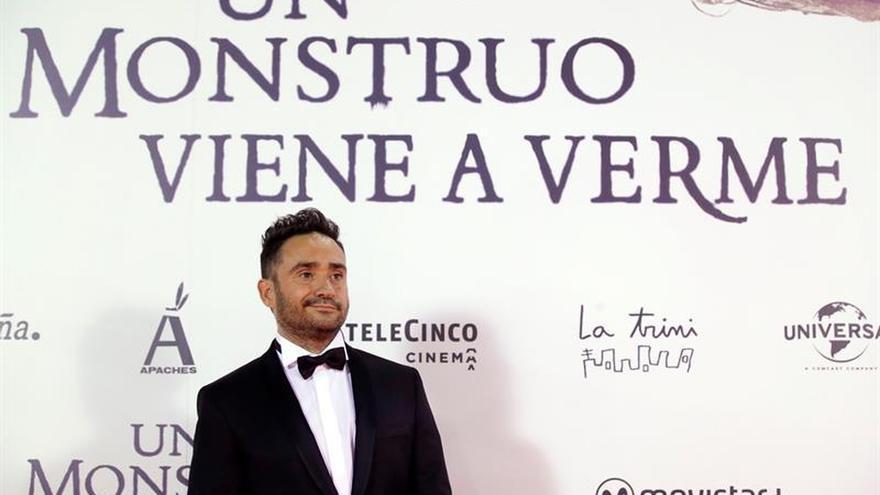 """Bayona, con 12 nominaciones a los Goya: """"Es un año de muy buen cine español"""""""