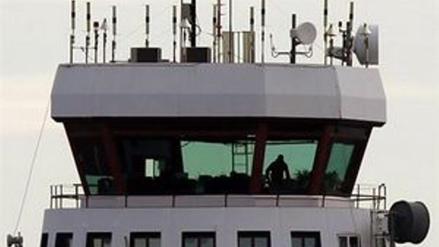 Torre de control. (EUROPA PRESS)