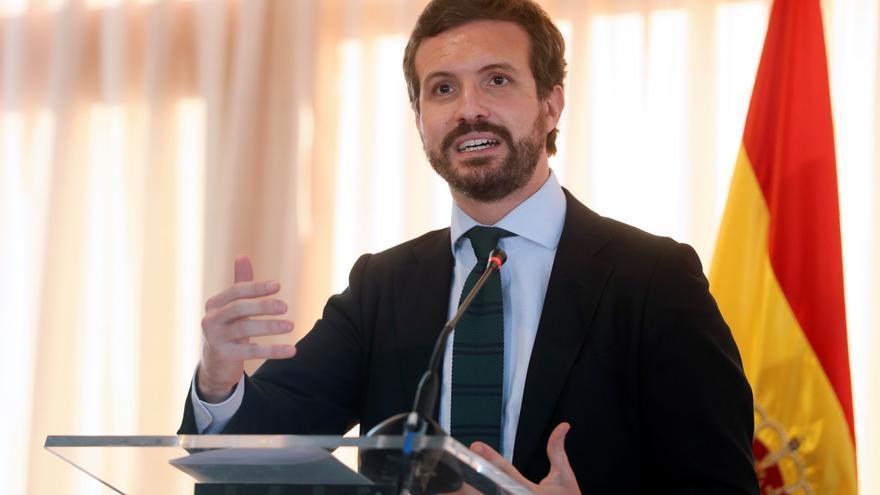 El Gobierno de Melilla cuestiona el viaje de Casado por el Desastre de Annual