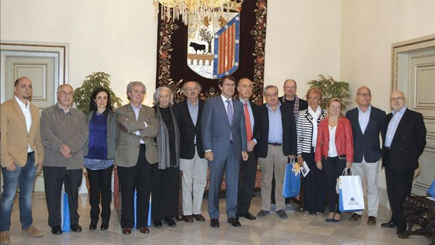 Salamanca premia la prosa de J.A. Ramírez y la poesía de Antonio Manilla