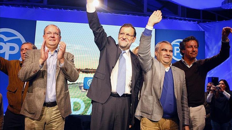 Rajoy estará hoy en televisión, Sánchez en Mallorca y Rivera en Tarragona y Zaragoza