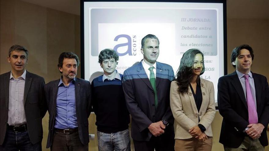 Ciudadanos apuesta por que gobierne la Alcaldía de Madrid la lista más votada