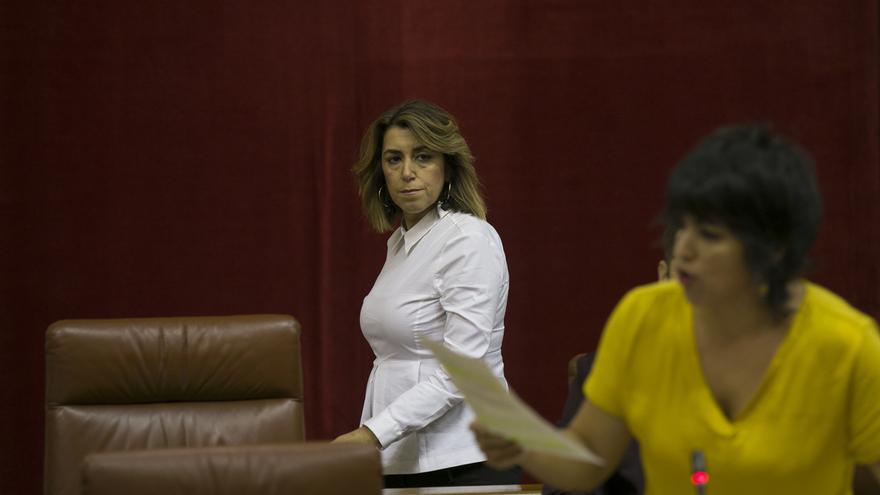 Adelante propone reprobar en el Parlamento andaluz a Susana Díaz y a los gobiernos de Chaves y Griñán por el caso ERE