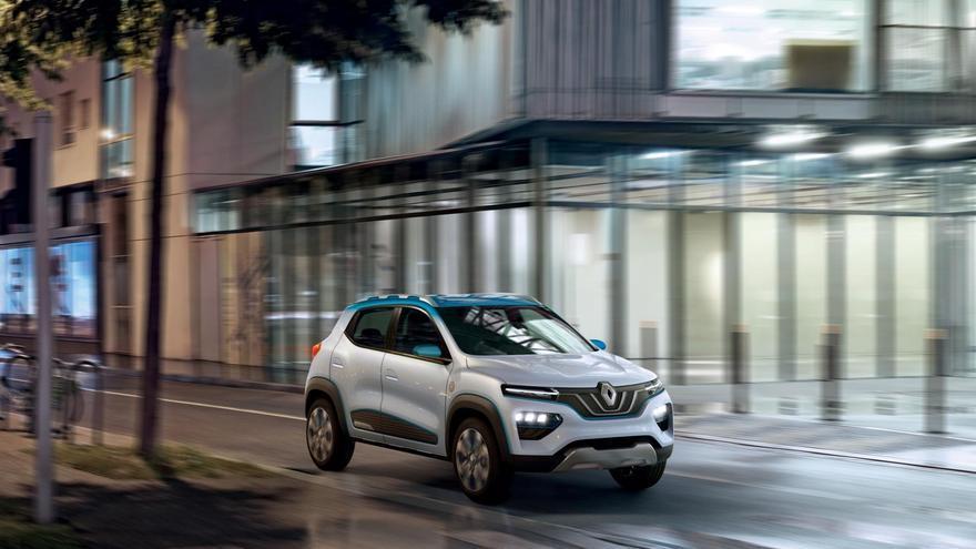 Renault K-ZE.