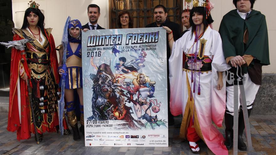 28 y 29 de febrero en Torre Pacheco, II edición de la Winter Freak