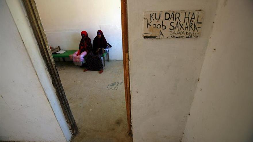 La OMS estima que antes el verano habrá 50.000 casos de cólera en Somalia