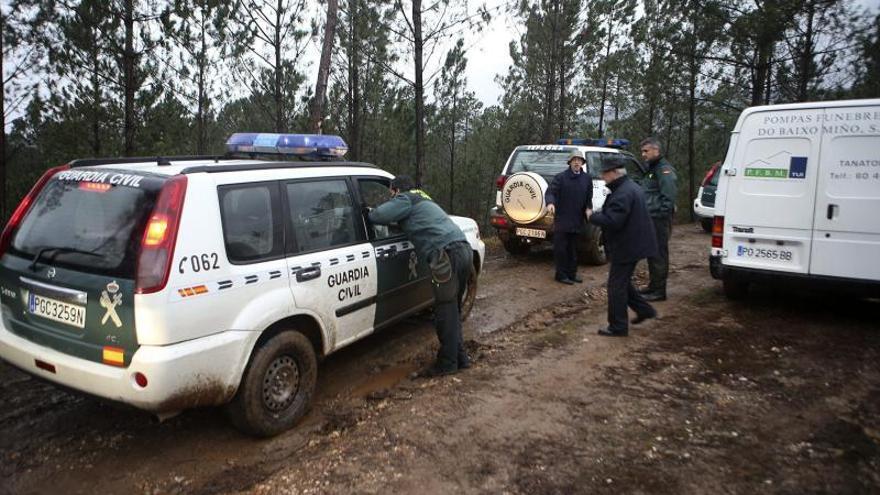 Hallado el cuerpo del vecino de Tomiño desaparecido desde el miércoles