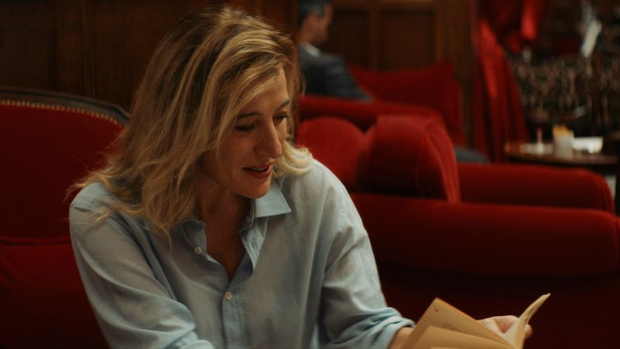 "Valeria Bruni-Tedeschi protagoniza un triángulo amoroso en ""Les amours d'Anaïs"""
