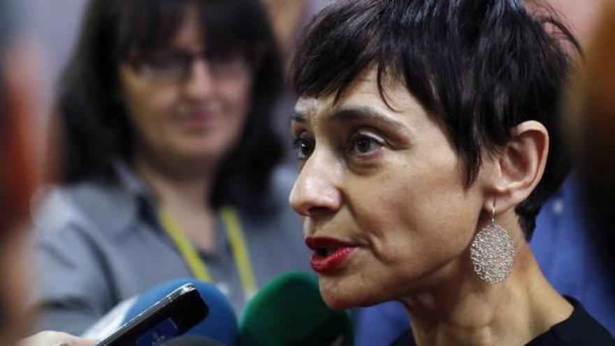 Rocío de Frutos, diputada del PSOE por Ourense