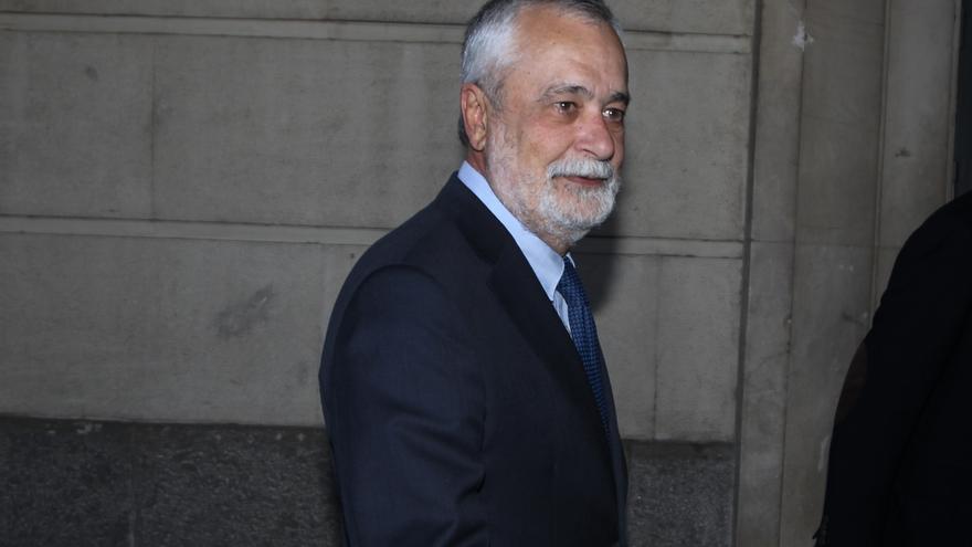 Griñán pide el sobreseimiento provisional y archivo de las diligencias contra él por el caso ERE